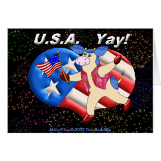 USA Yay! Cards