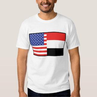 USA/Yemen T-shirt