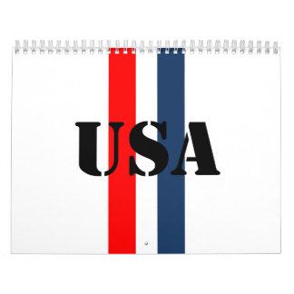 USA CALENDAR