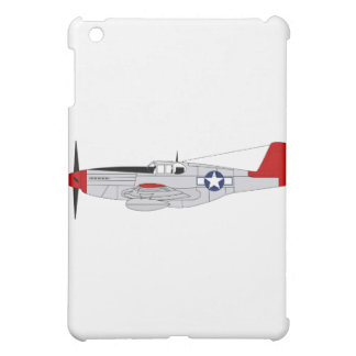 USAAF 332nd Fighter Group - Red Tails - Tuskegee iPad Mini Cases