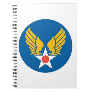USAAF NOTEBOOK