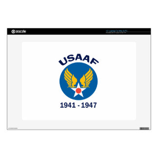 USAAF Years Active Laptop Skin