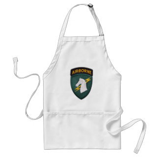 USACAPOC 1st Special Ops patch bbq apron