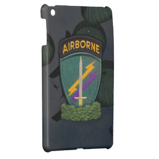 USACAPOC 1st Special Ops Patch Mini ipad case