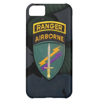 USACAPOC Special Operations Command  Patch iPhone 5C Cases