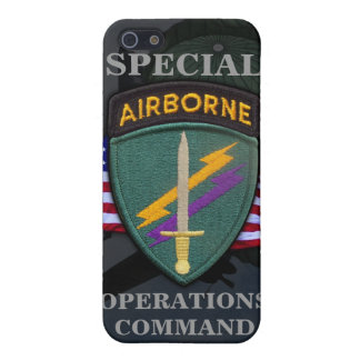 usacapoc special ops civil affairs i case for iPhone SE/5/5s