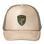 USACAPOC Special Ops Patch Hat