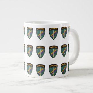USACAPOC Special ops vets patch Mug 20 Oz Large Ceramic Coffee Mug