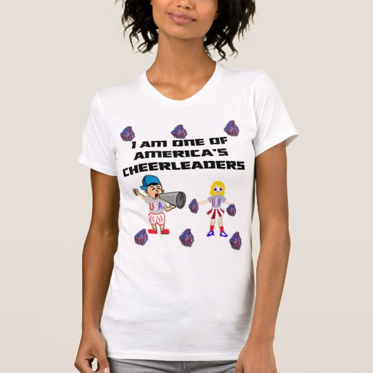 USACHEERLEADER T-Shirt