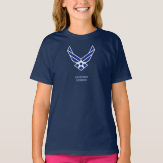 USAF Dependent Girl's Tee