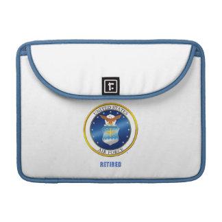 USAF Retired Macbook Case