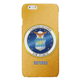 USAF Retired Various iPhone Cases