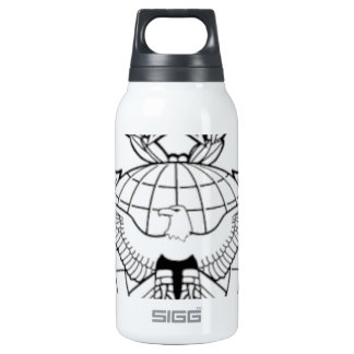USAF Security Forces Function Badge Command LVL.. Insulated Water Bottle