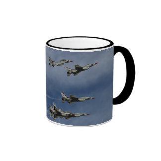 USAF Thunderbirds Delta Break mug