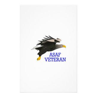 USAF VETERAN STATIONERY