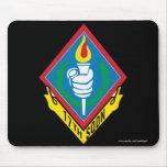 "USAFA Cadet Squadon 17 ""Stalag 17"" Mouse Pad"
