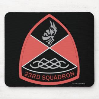 "USAFA Cadet Squdron 23 ""Barnstormers"" Mouse Pad"