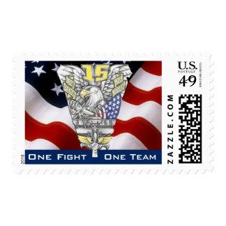 USAFA Class of 2015 U.S. Postage Stamps