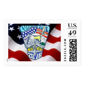 USAFA Class of 2016 Postage Stamp (Large)