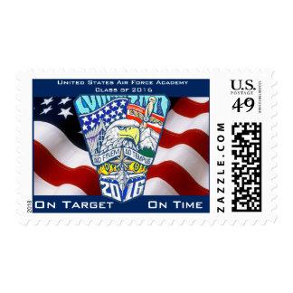 USAFA Class of 2016 U.S. Postage Stamp