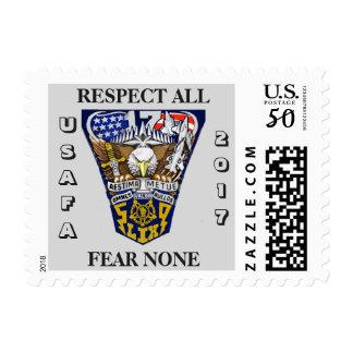 USAFA Class of 2017 Class Crest Stamp