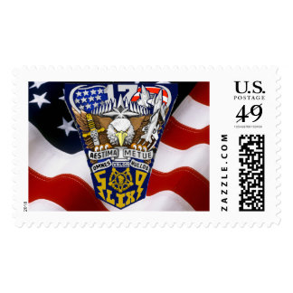 USAFA Class of 2017 Postage Stamps (large)