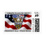 USAFA Class of 2017 Postage Stamps (Medium)