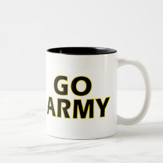 USAFA. It's just ok. - Go Army - mug