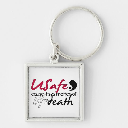 USafe? Key Chain