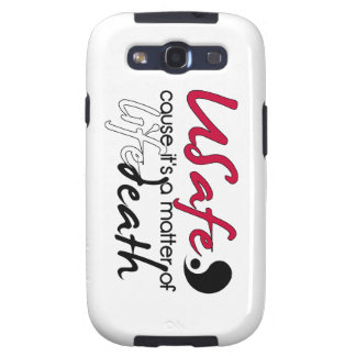 USafe? Phone Case Galaxy S3 Cases