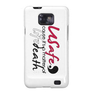 USafe? Phone Case Galaxy SII Case