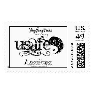 USafe? Postage Stamp