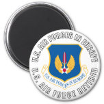 USAFE Retired Magnets