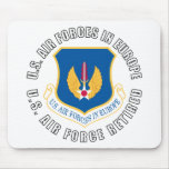 USAFE Retired Mousepad