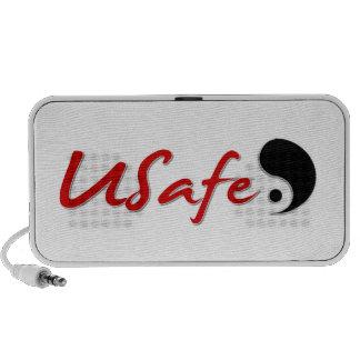 USafe? Speakers
