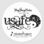 USafe? Stickers
