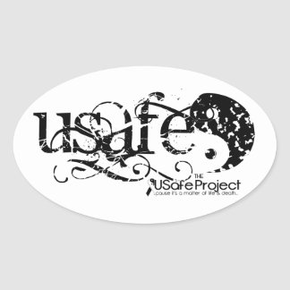 USafe? Stickers