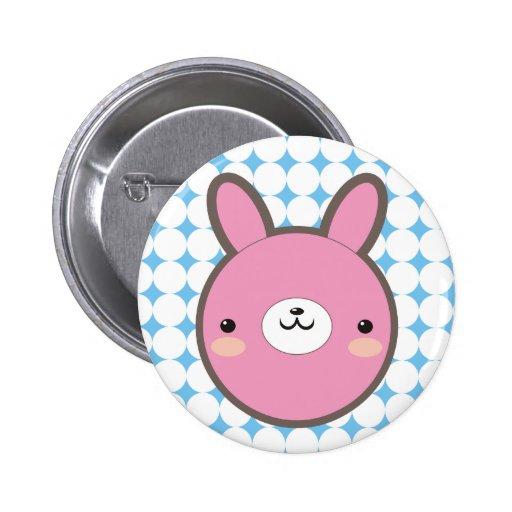 Usagi-chan Button