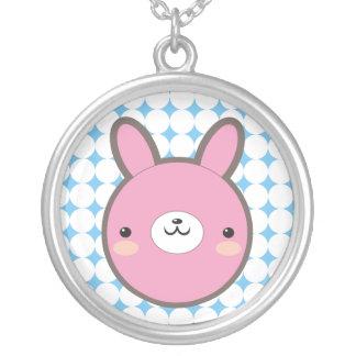 Usagi-chan Round Necklace