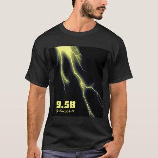 Usain Bolt 100m World Record T-Shirt