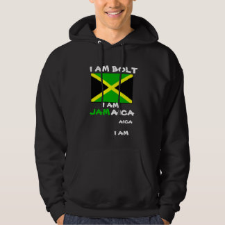 Usain Bolt, Jamaica Hoodie & Sweatshirt