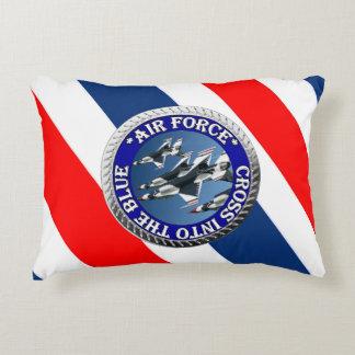 USAIRFORCEFANMERCH, Air Force Design Accent Pillow