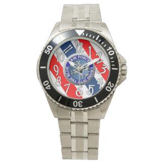 USAIRFORCEFANMERCH, diseño de la fuerza aérea Relojes De Mano