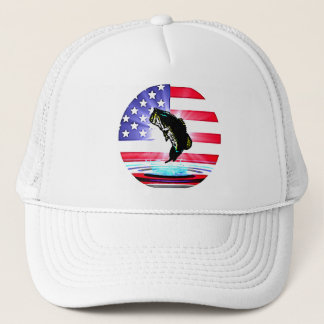 USAmania American Bass Hat