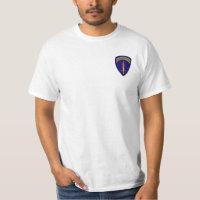 USAREUR berlin europe Patch T Shirt