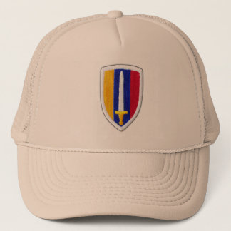 USARV Army Support Command Long Binh Post Trucker Hat