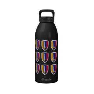 USARV Vietnam nam war patch Water Bottle