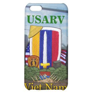 USARV vietnam war veterans vets patch i Case For iPhone 5C