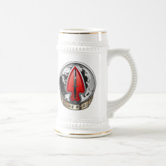 USASOC [New DUI] Beer Stein