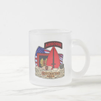 USASOC  special operations command frosty mug